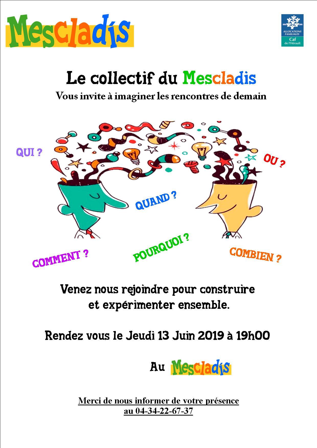 Le collectif du Mescladis