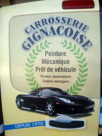 Carrosserie Gignacoise