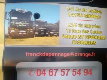 Franck Depannage